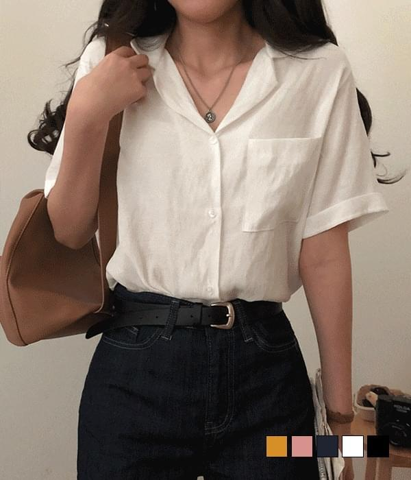 Cabra Soft Short Sleeve Shirt Shirt (Delayed delivery)