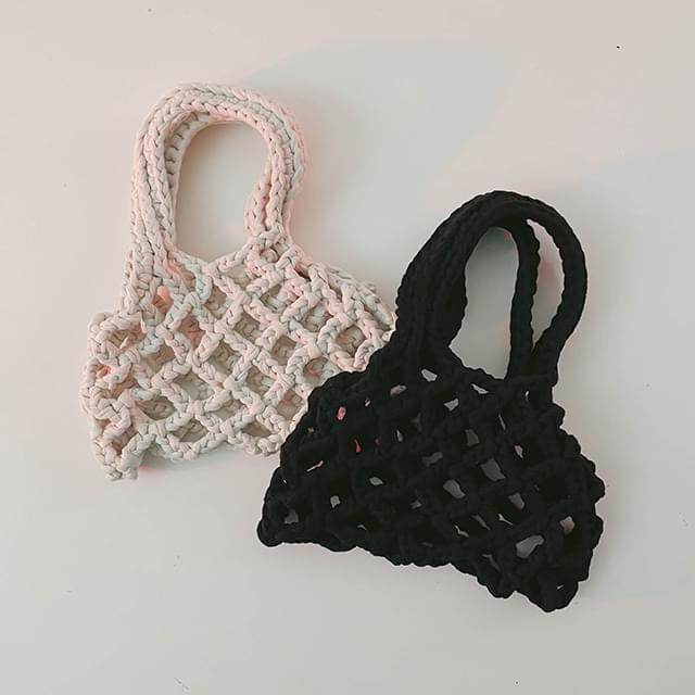 net made tote bag