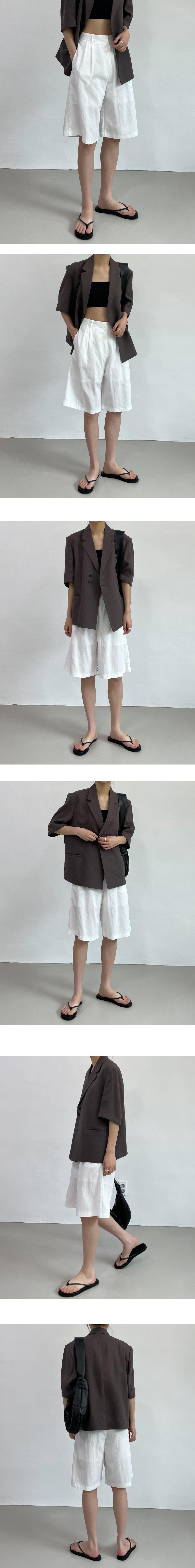 Nouveau Creeze Bermuda Shorts