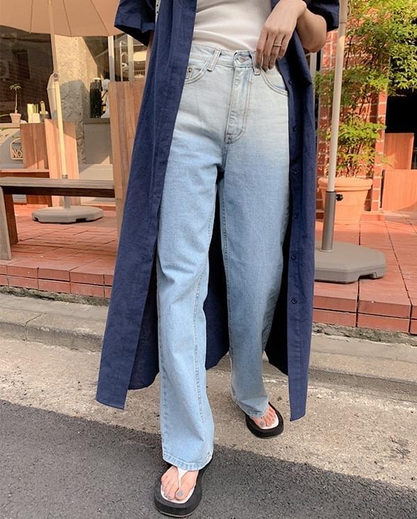 Laview Gradient Denim Pants
