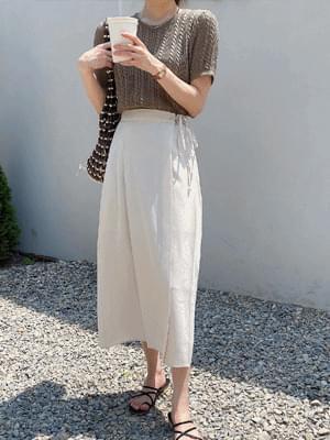 honey pintux skirt