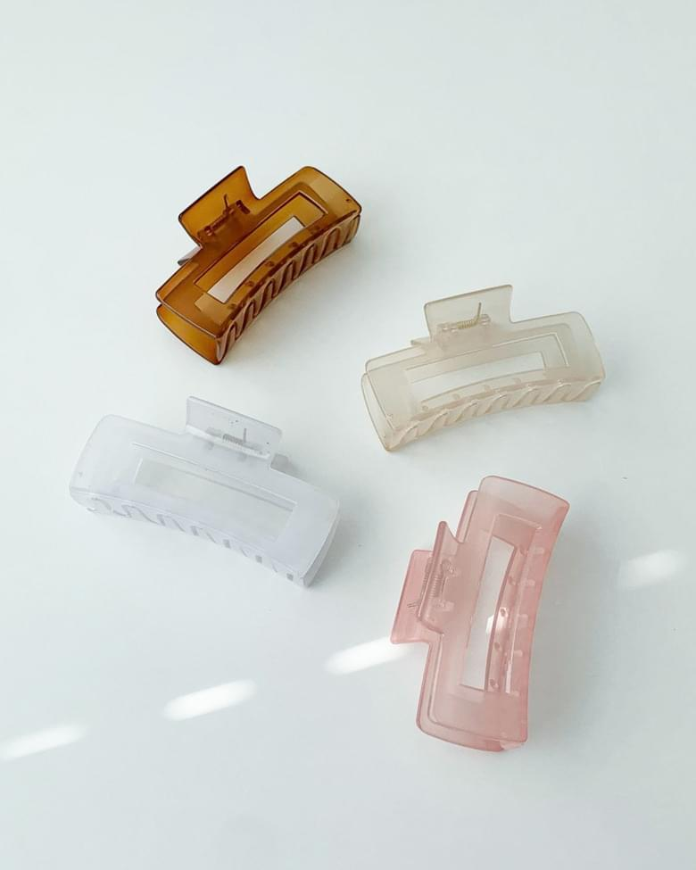 Jelly Square Big Size Pins
