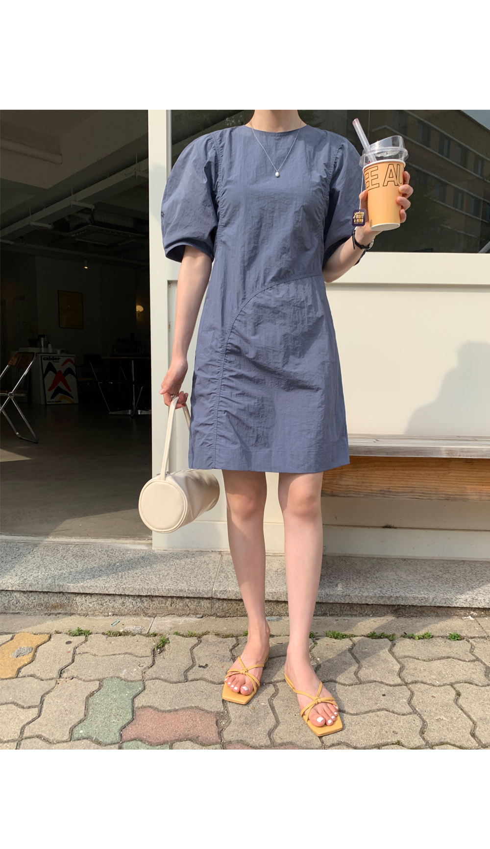Hanu mini Dress