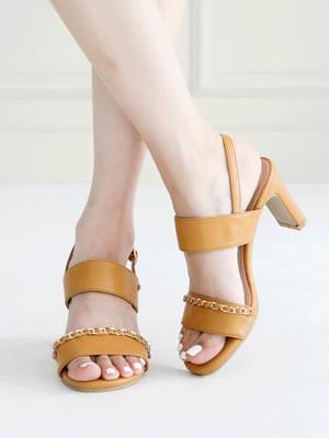 Summer Night Slingback Sandals 7cm