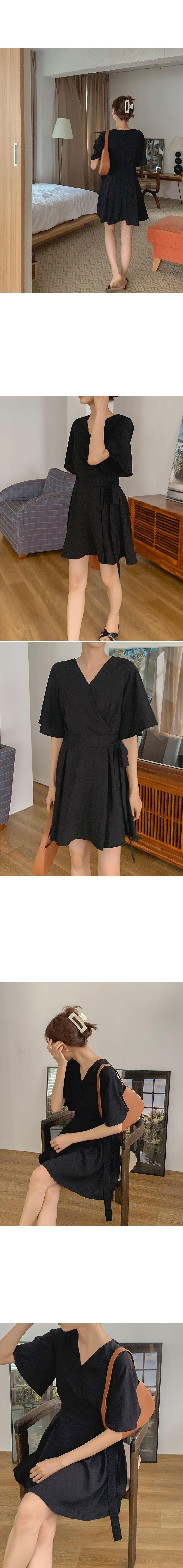 Panini Chiffon Jumpsuit Dress
