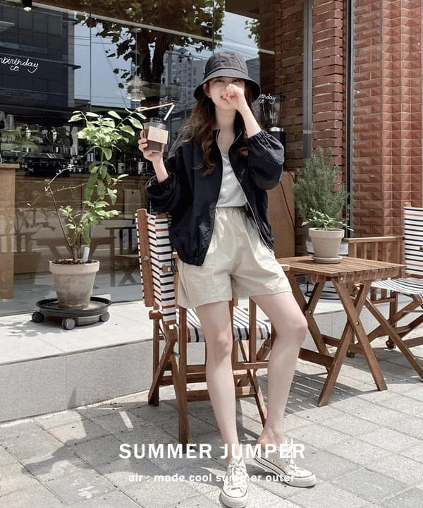 Air Summer Windbreaker Jacket *