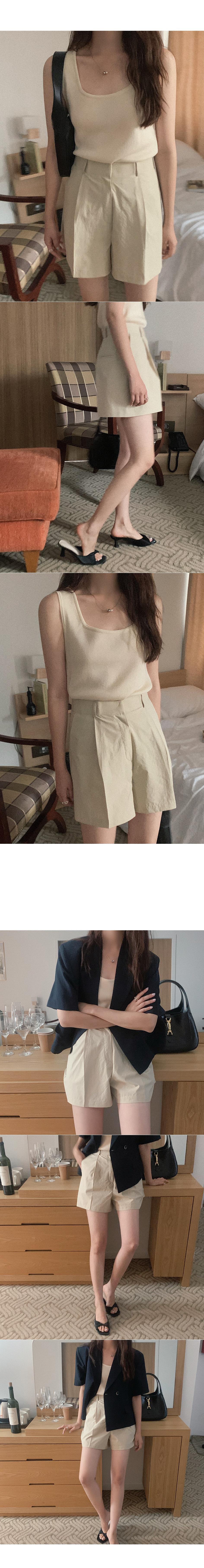 Madjou Knitwear Sleeveless