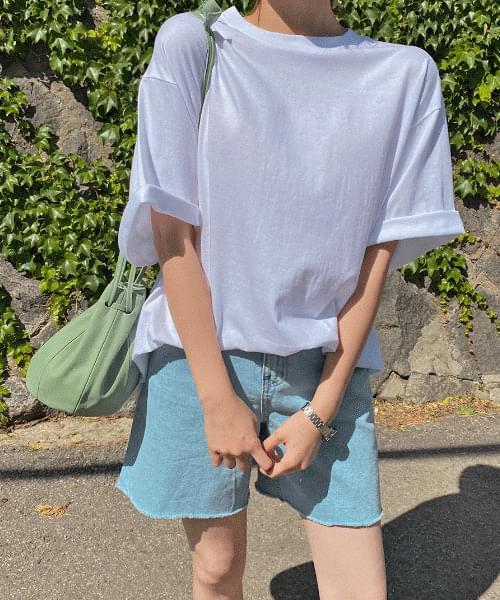 Louvard Loose-fit T-shirt - 4color