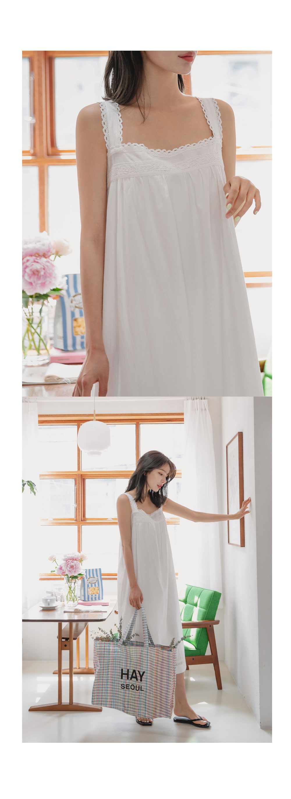 Royce slip long Dress
