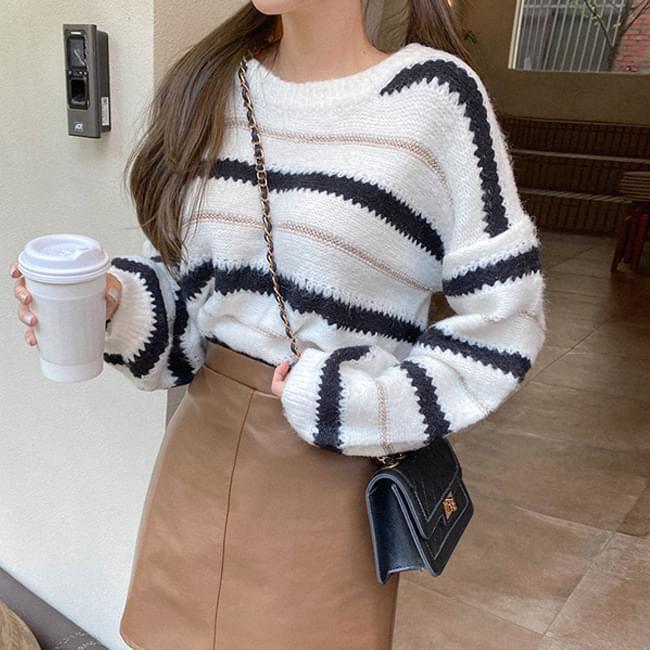 Lovely Striped Knitwear