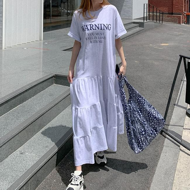 Fresh bursting cananglong Dress