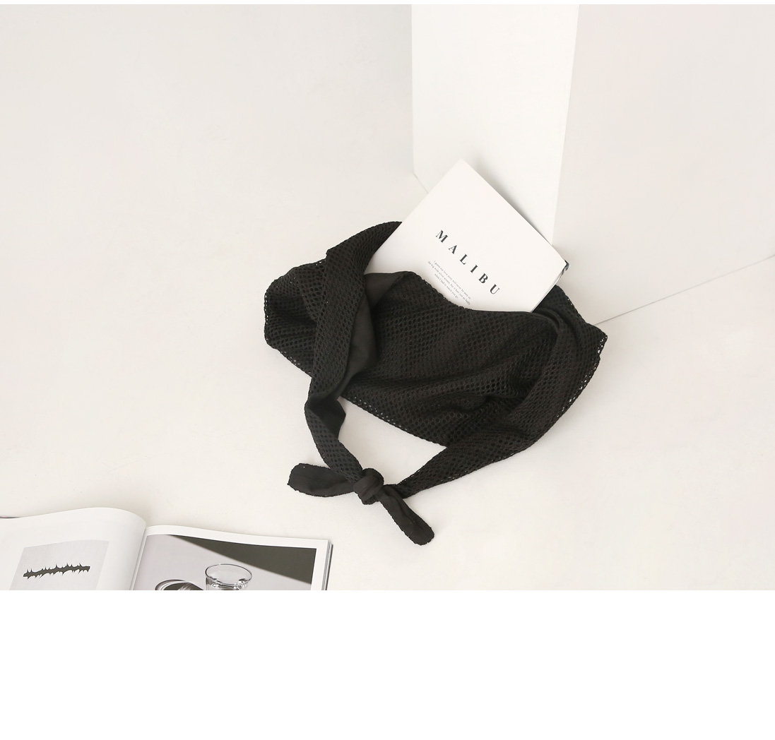Knotted Strap Knit Hobo Bag