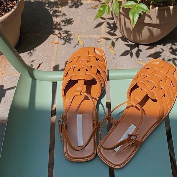 Serendipity sandals