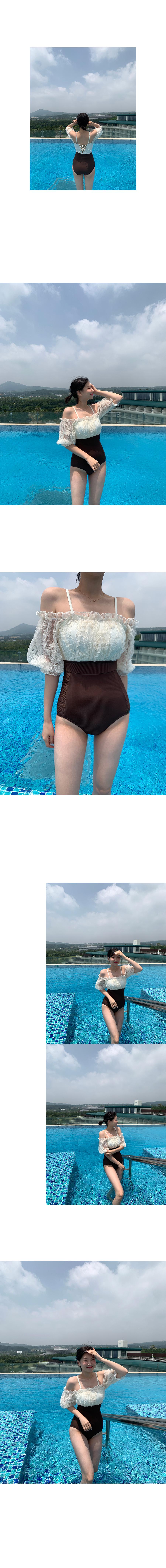 Malibu Off Shoulder Monokini
