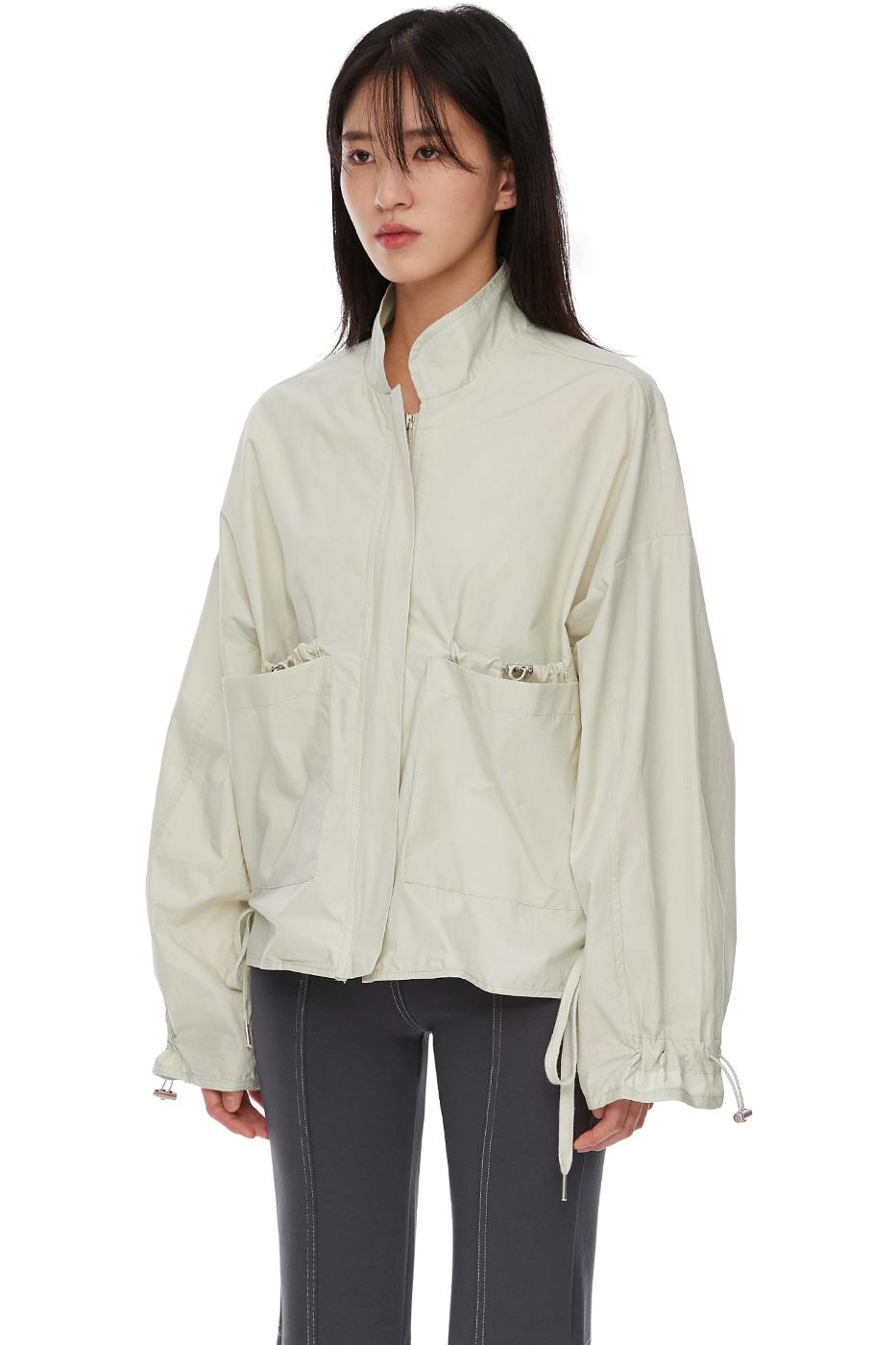 low string summer jacket