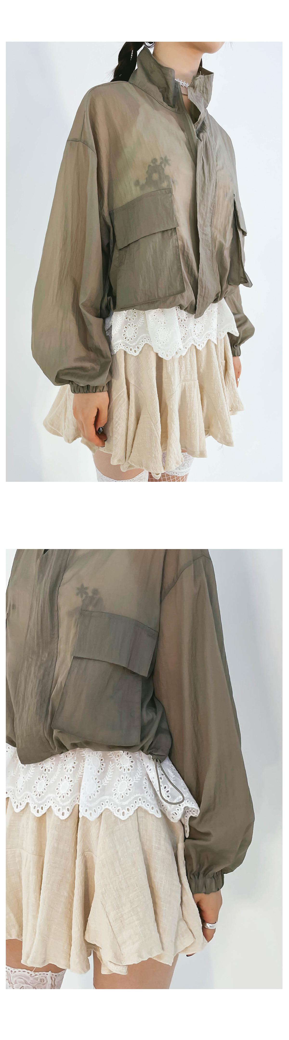 pocket stan summer Jacket