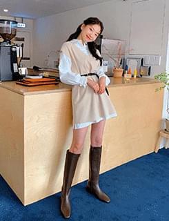 Mademoiselle Shirt Dress
