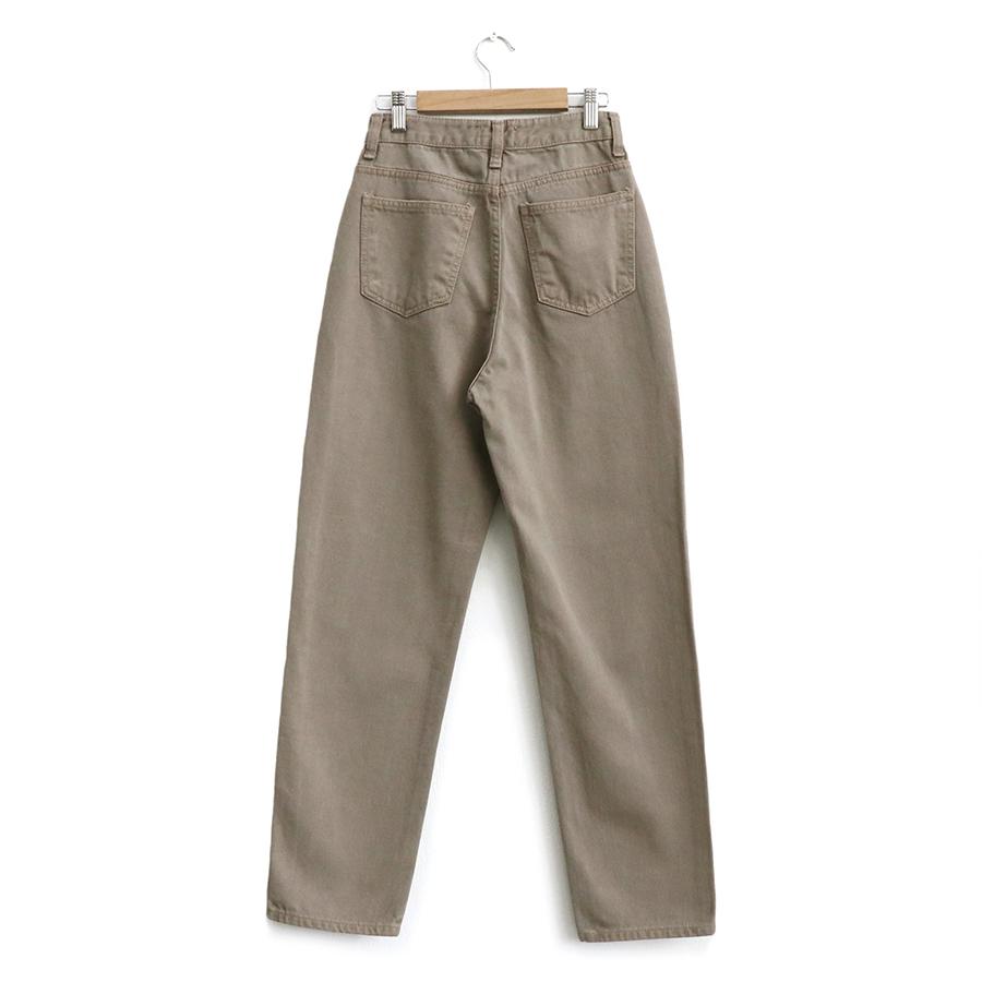 Walnut Cotton Pants