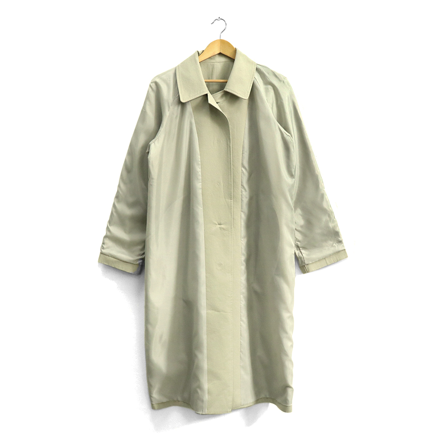 Think About Single Trench Coat