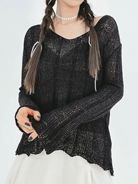V-Neck Cellin Knitwear