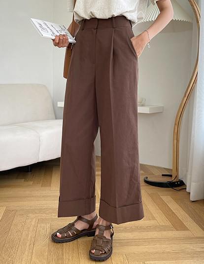 Bedy Cabra Pintuck Pants