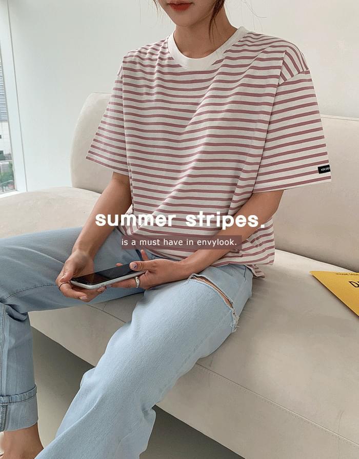 Bling Striped Tea