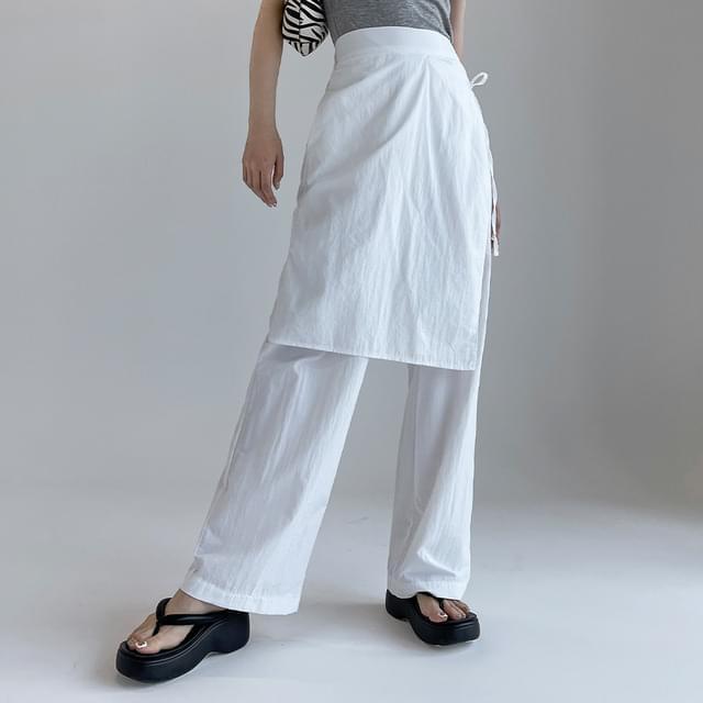 Philadel Banding Skirt Pants 裙子