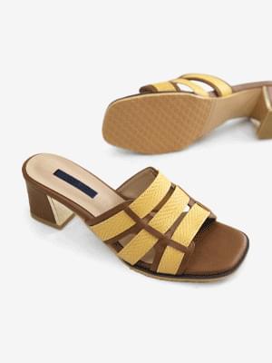 Beloved mule slippers 5cm