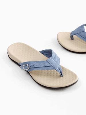 Tight walking slippers 2cm