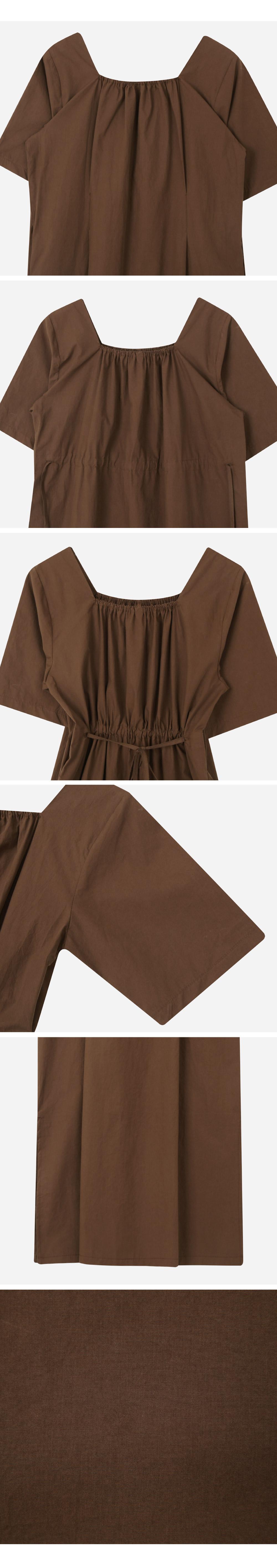 Cope Square Dress