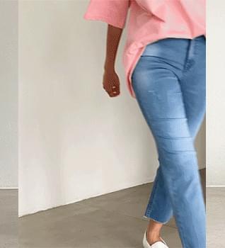Coolmax Part 8 Straight Fit Jeans #79158