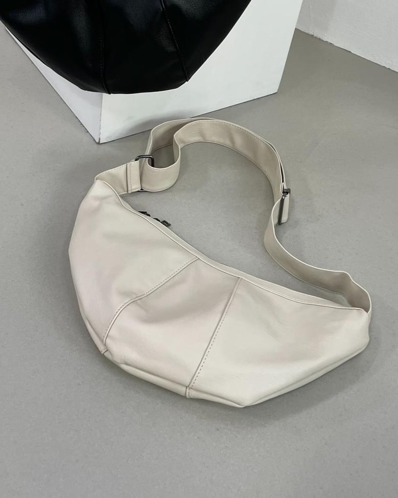 Kren Vandal Leather Cross Sling Bag