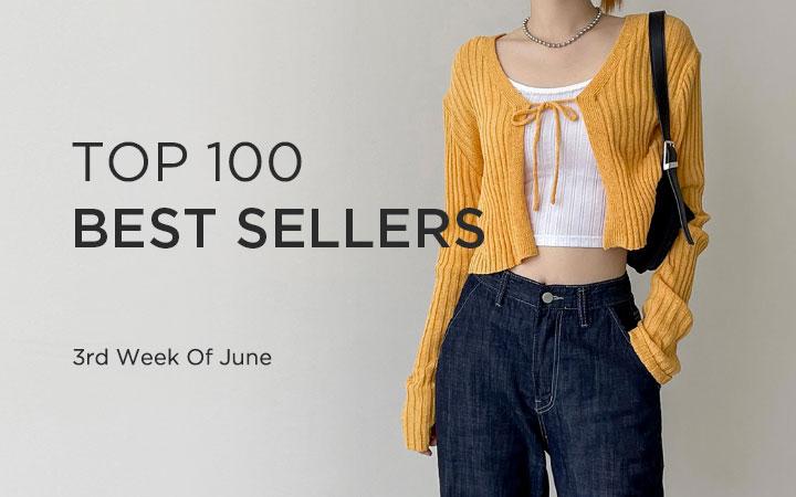 TOP 100 BEST SELLERS - 3rd Week Of June