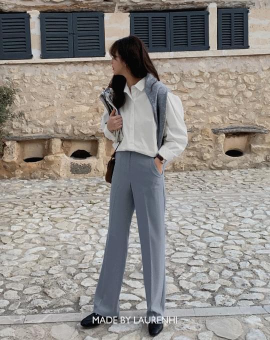 Premium sense slacks pants
