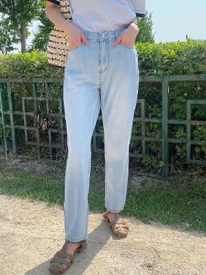 Dooit Light Light Blue Denim Pants