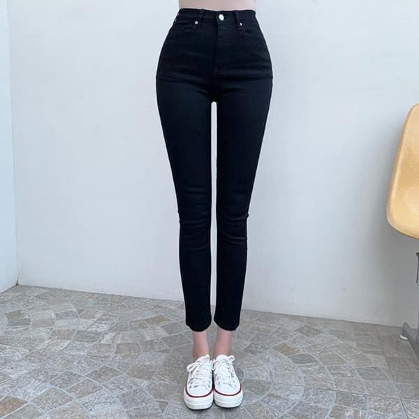 Brit Van Hai Sole Banding Slim Fit Cotton Trousers 長褲