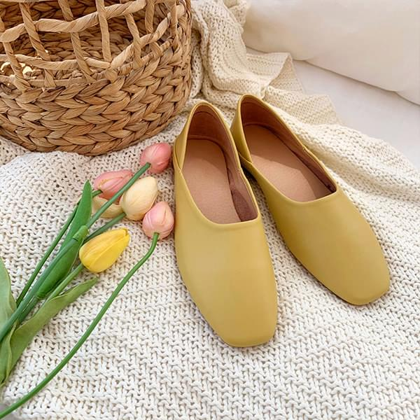 one mile flat shoes