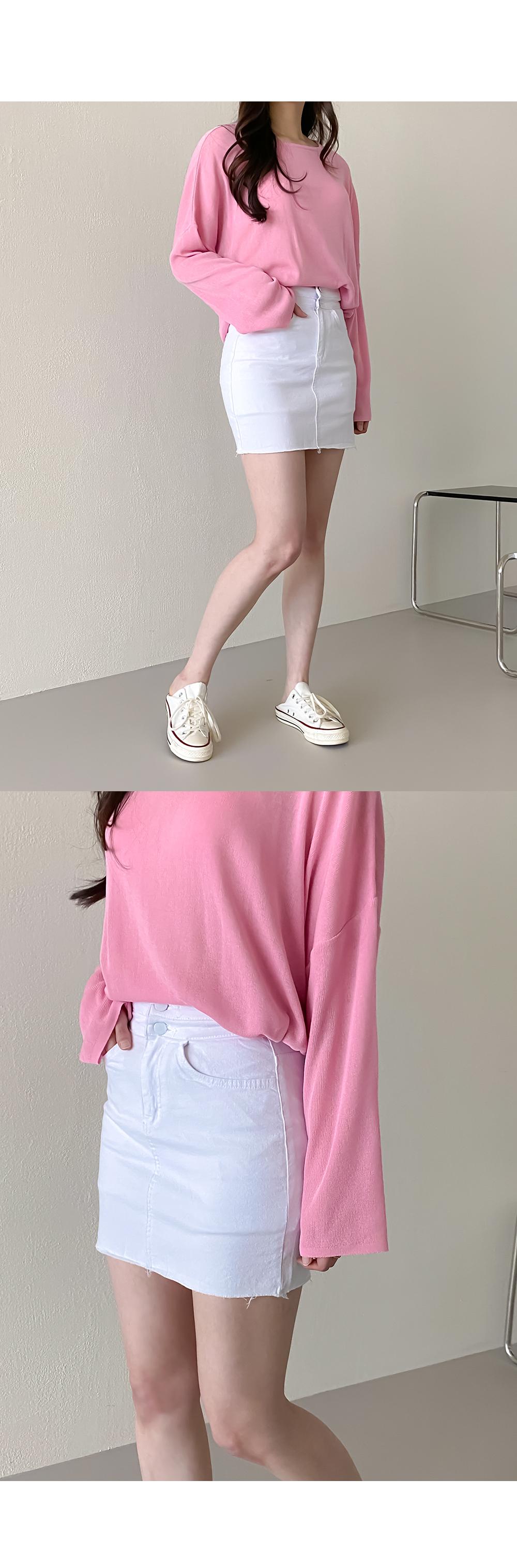 Big Size 55-120 Neon Overfit Knitwear