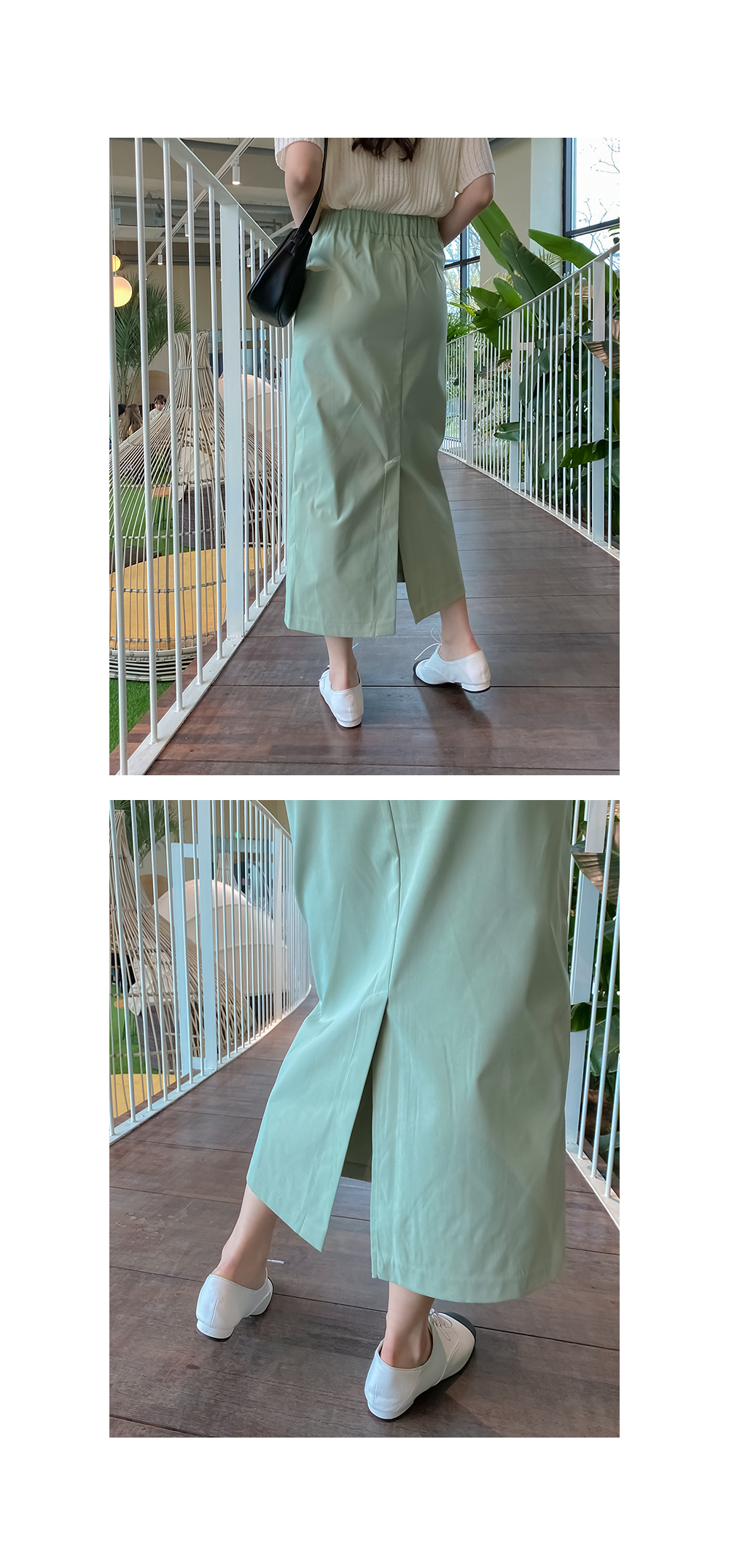 Big Size 26-38 Inch Every Long H Skirt