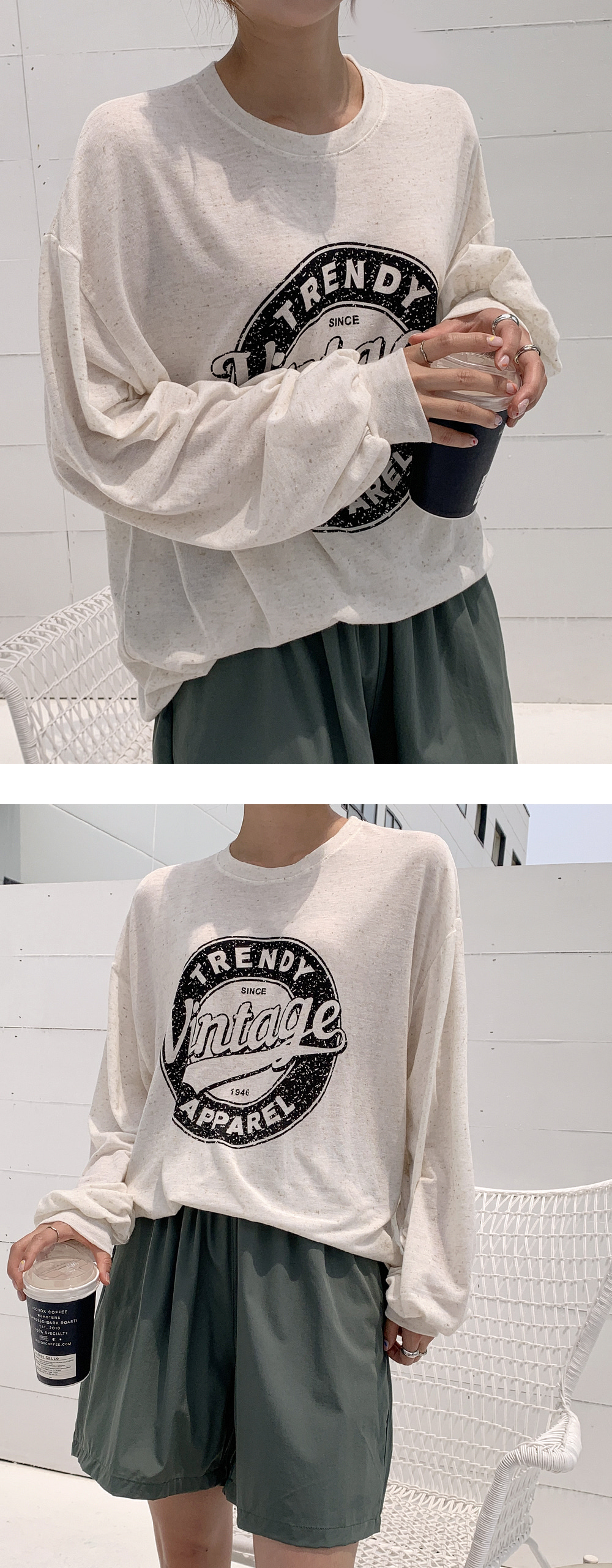 trend rouge t-shirt