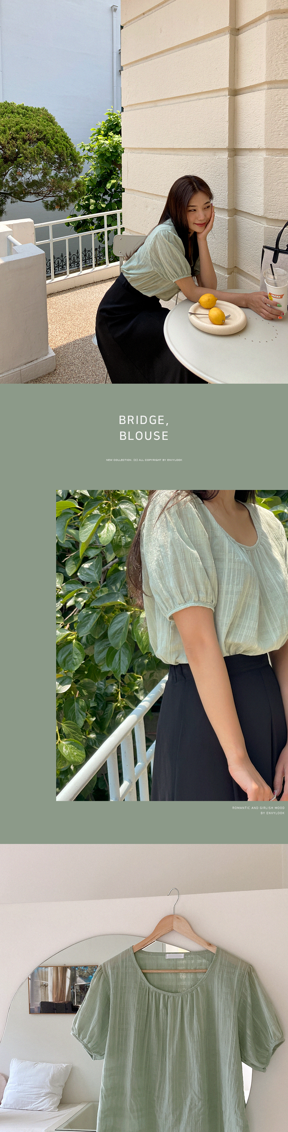 bridge blouse