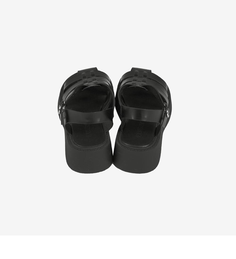 Touron platform sandals