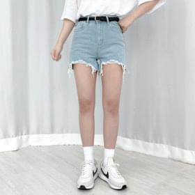 Vintage Damage Short Pants