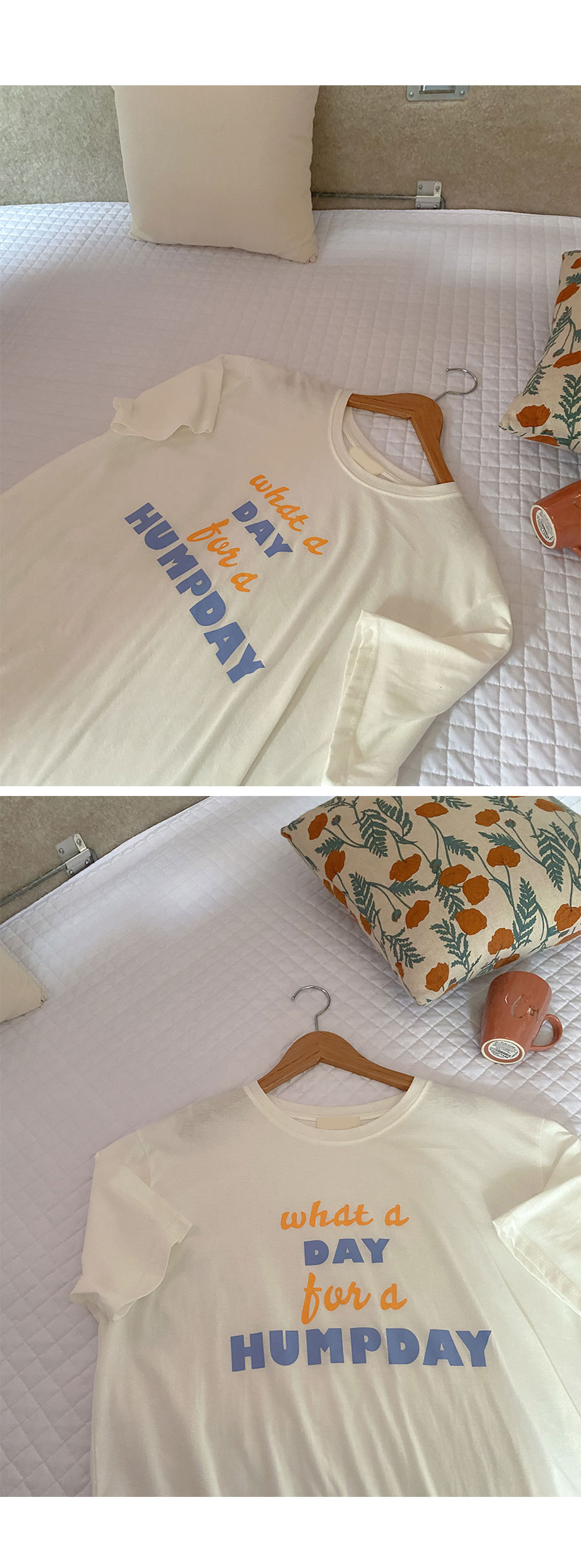 Big 66-120 Day Day Cotton Short Sleeve T-shirt