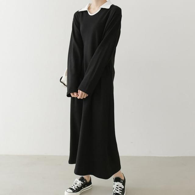 Big Size 55-77 Anna Kara Long Dress