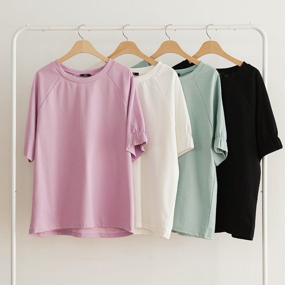 Banding Sleeve Nagrang T-shirt Big Size