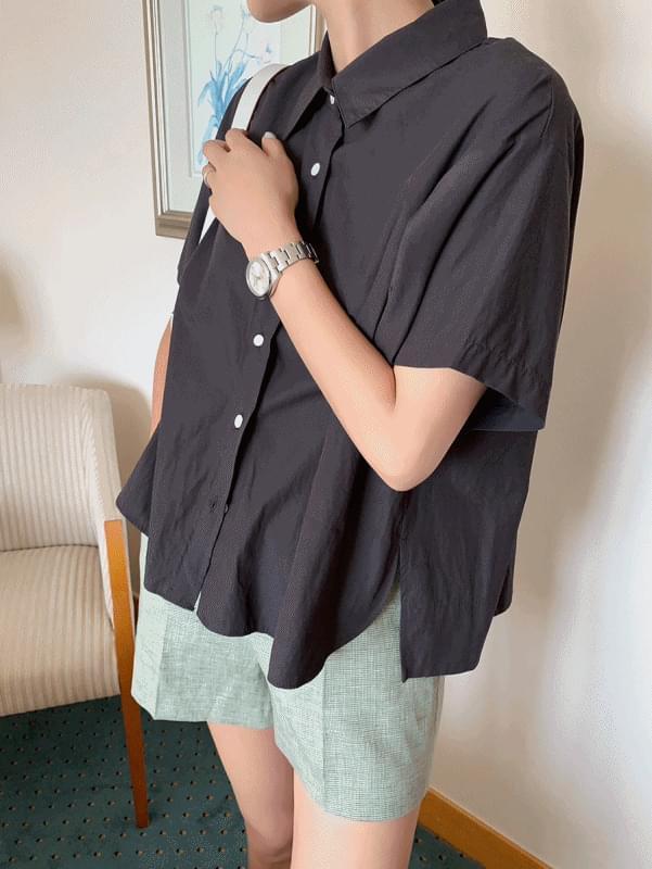 Sunday short sleeve shirt