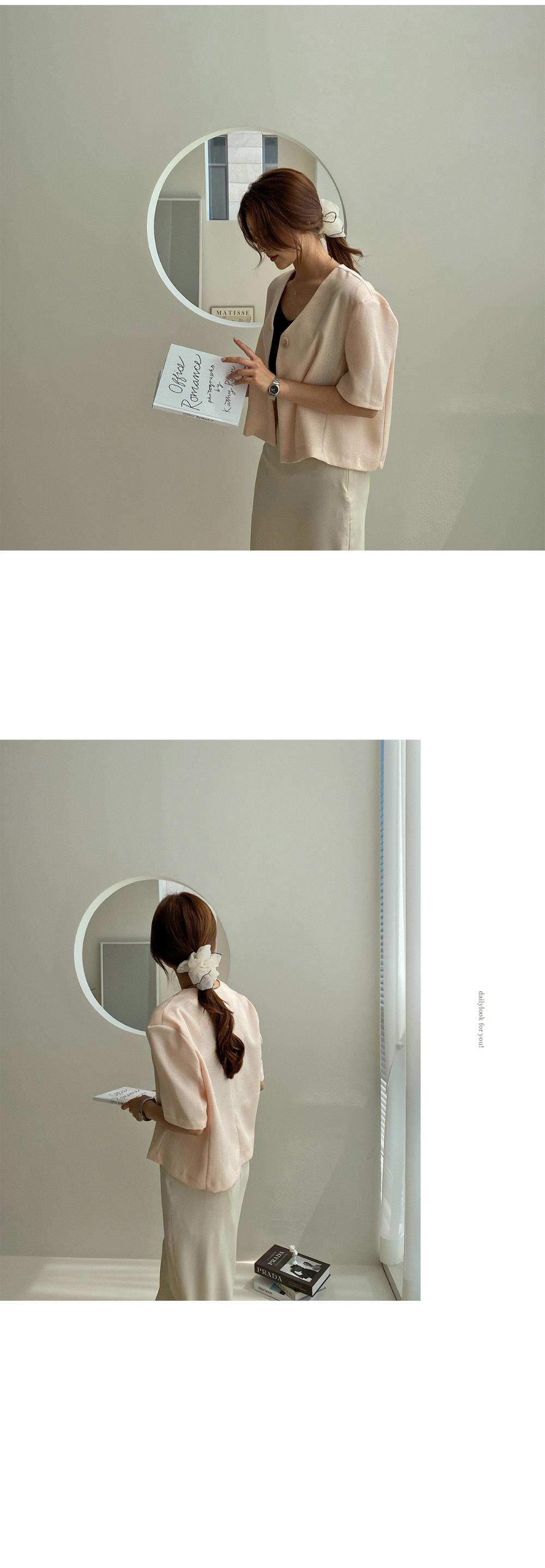 Chloe Slit Skirt - 3color