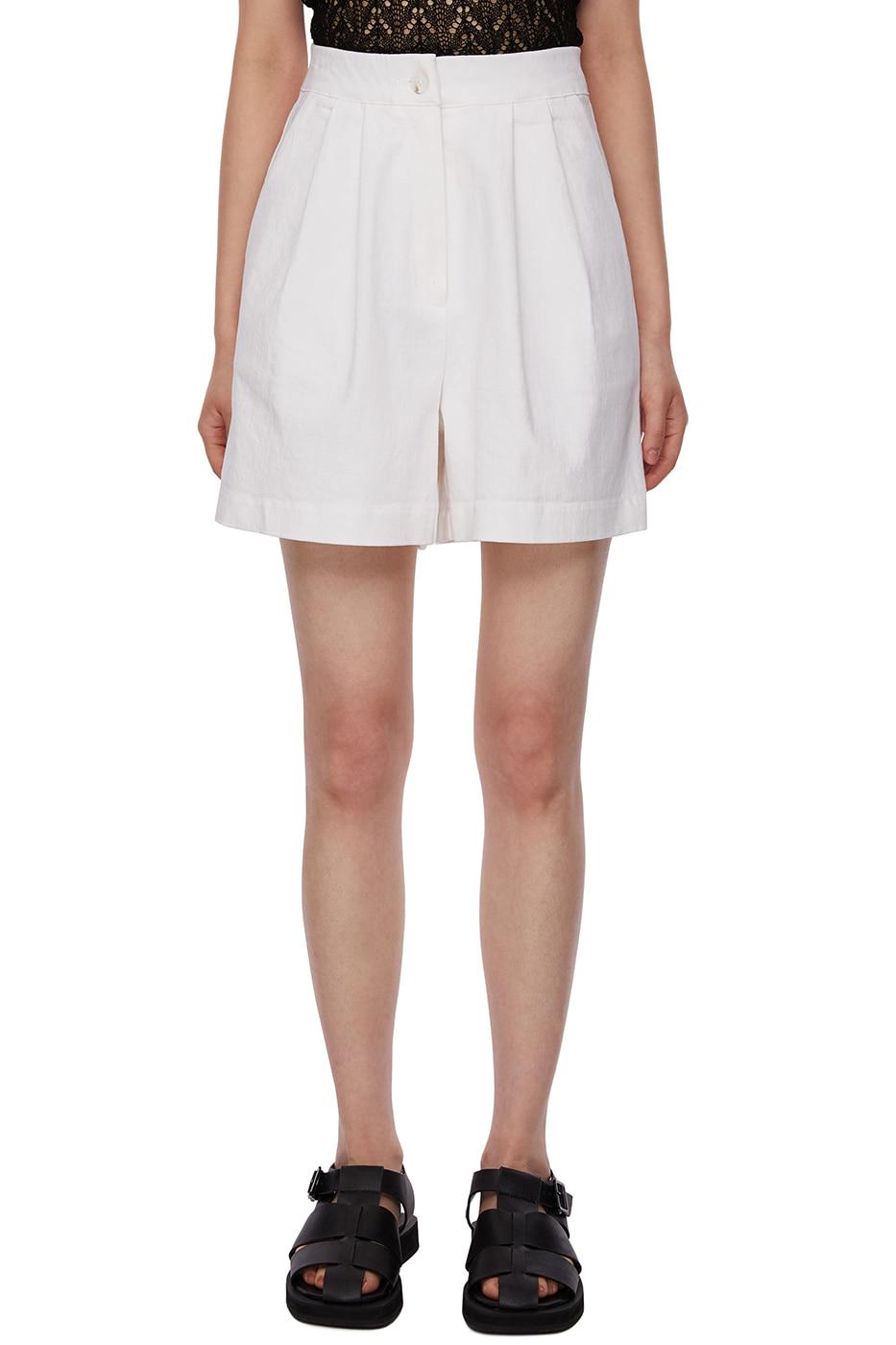 Ordinary Basic Cotton Shorts
