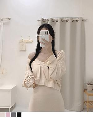 Milo Long Sleeveless Dress